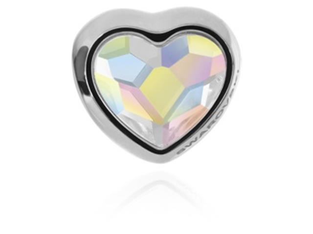 Becharmed Dse Coração Decorado com Cristais da Swarovski® 14Mm
