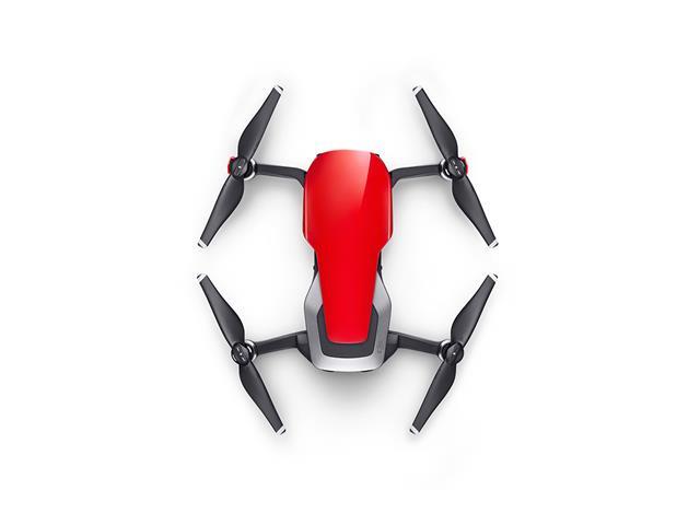 Drone DJI Mavic Air Fly More Combo Vermelho - 4