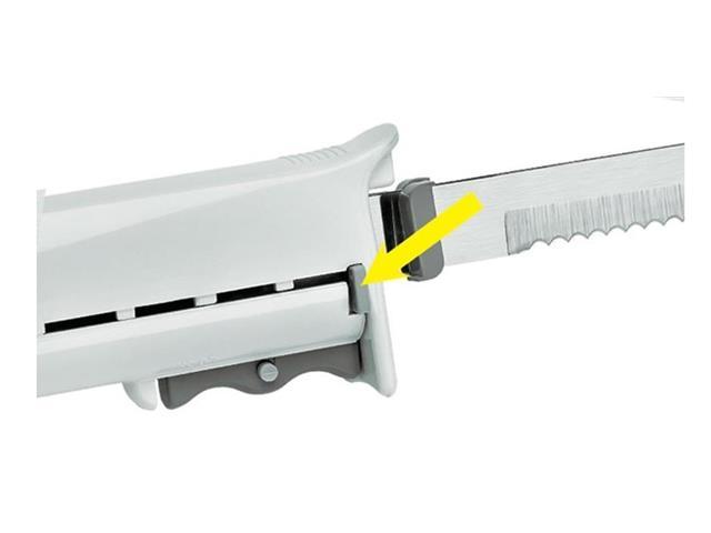 Faca Elétrica Black & Decker EK100 220V - 2