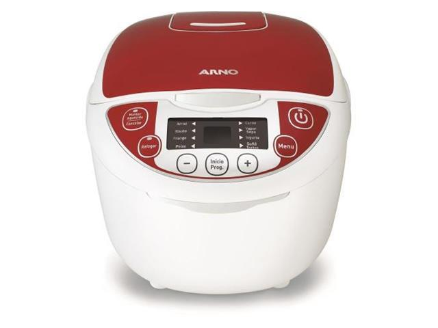 Panela Elétrica Multicooker Arno FC2 5 Litros 12 Funções
