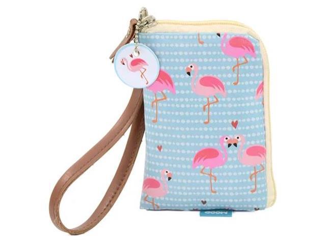 Carteira para Celular Mood Flamingo