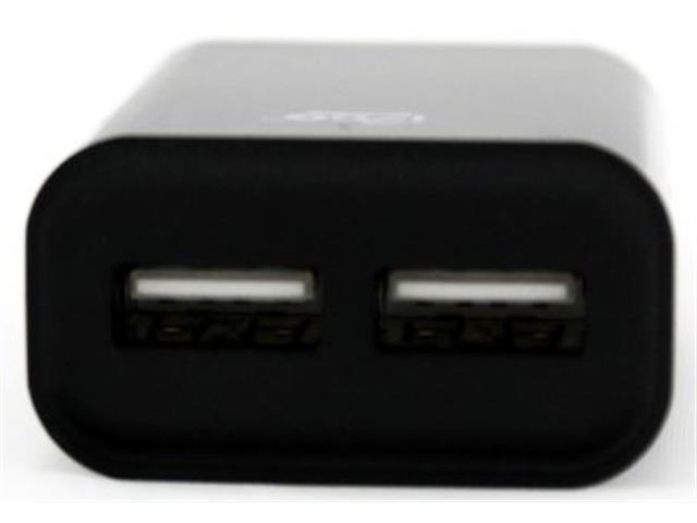 Adaptador de Tomada Parede i2GO 2 USB 2.4 A - 1