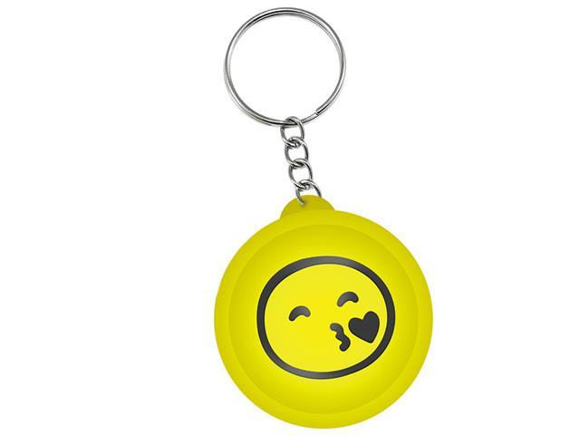 Organizador de Fone de Ouvido Emoji i2GO Portátil Chaveiro Sortido - 5