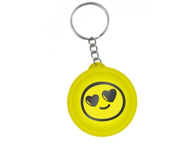 Organizador de Fone de Ouvido Emoji i2GO Portátil Chaveiro Sortido - 2