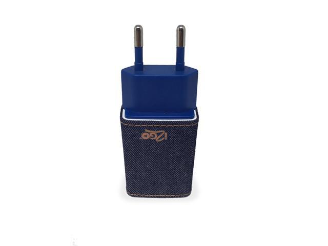 Tomada Carregador de Parede i2GO Jeans 2.4 Amps - 2