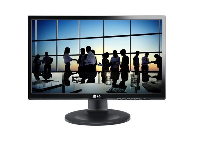 """Monitor LED 19,5"""" LG HD com Modo Leitura e Ajustes de Altura e Rotação"""