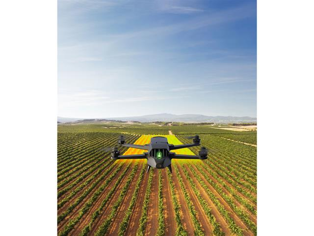 Drone Profissional Parrot Bluegrass Fields