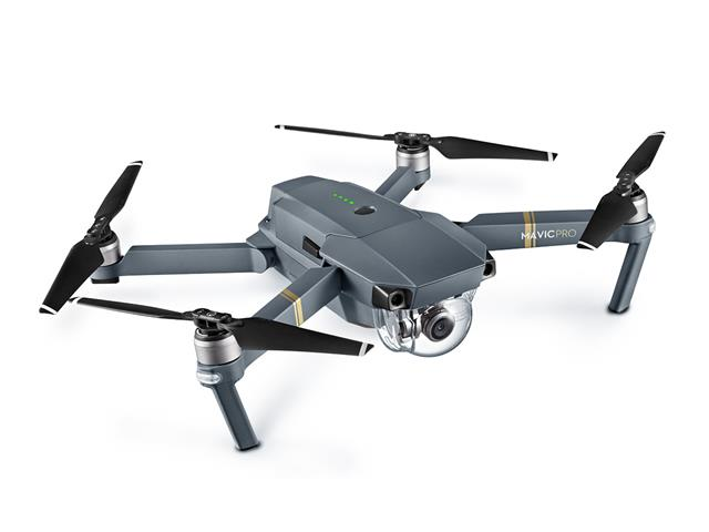 Drone DJI Mavic Pro Fly More Combo - 1