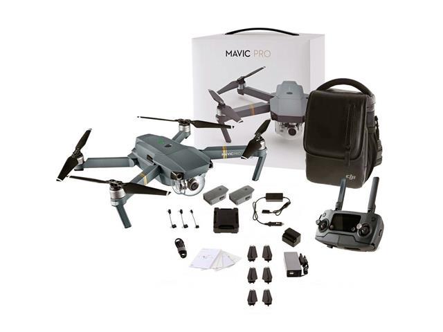 Drone DJI Mavic Pro Fly More Combo - 6