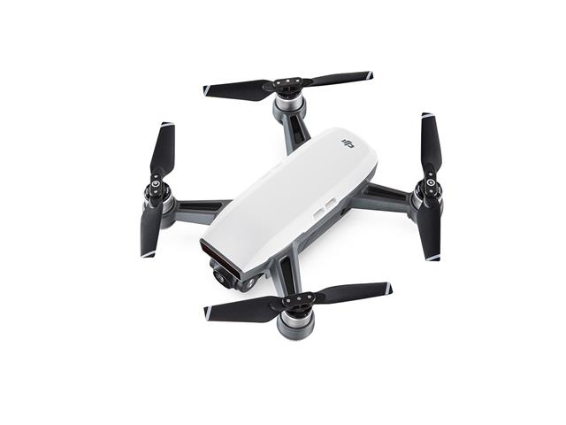 Drone DJI Spark Combo Fly More Alpine White