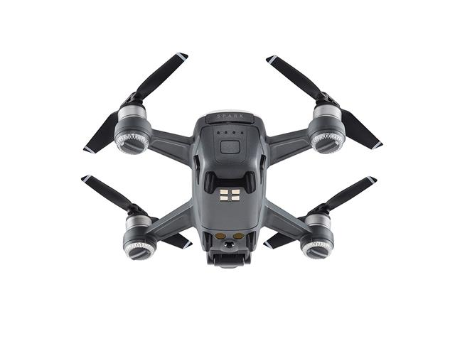 Drone DJI Spark Combo Fly More Alpine White - 3
