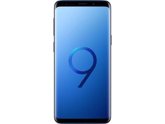 "Smartphone Samsung Galaxy S9 4G Dual Chip Tela 5.8"" 128GB 12MP Azul - 1"