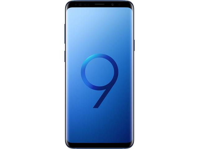 "Smartphone Samsung Galaxy S9+ 4G Dual Chip Tela 6.2"" 128GB 12MP Azul - 1"