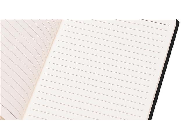 Caderneta de Anotações com Pen Drive 4gb 21x14cm Preto 80 Fls - 2
