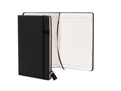 Caderneta de Anotações com Pen Drive 4gb 21x14cm Preto 80 Fls