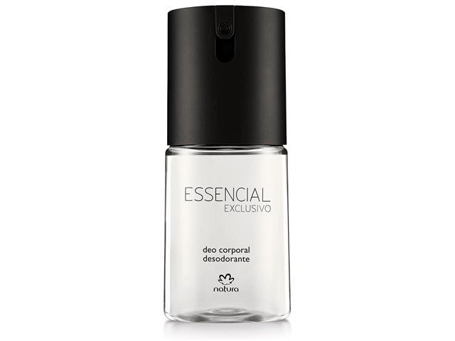 Desodorante Corporal Natura Essencial Exclusivo Masculino 100ml