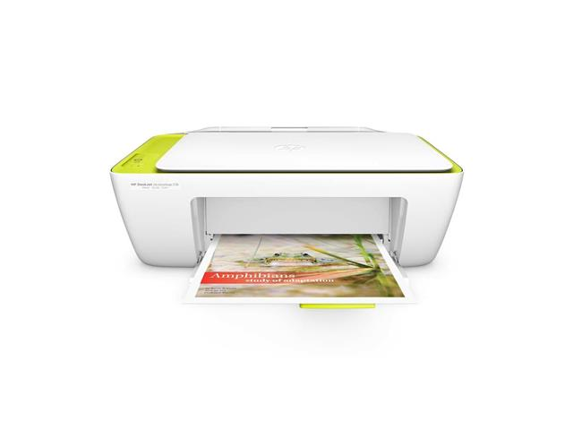 Multifuncional Colorida HP DeskJet Ink Advantage 2136 - 1