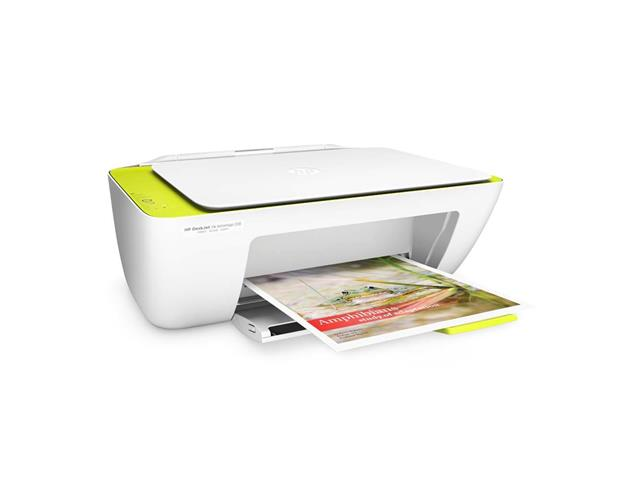 Multifuncional Colorida HP DeskJet Ink Advantage 2136 - 2