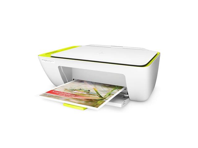 Multifuncional Colorida HP DeskJet Ink Advantage 2136