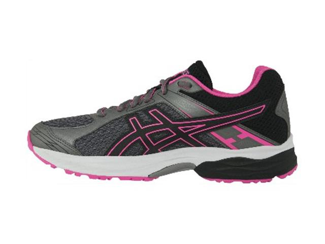 Tênis Asics Gel-Shogun Carbon/Black Fem - 1