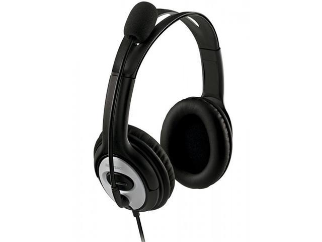 Headset Microsoft Lifechat com Microfone - 1