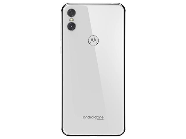 "Smartphone Motorola One 64GB Dual Tela 5.9"" 4G Câmera 13 + 5MP Branco - 6"