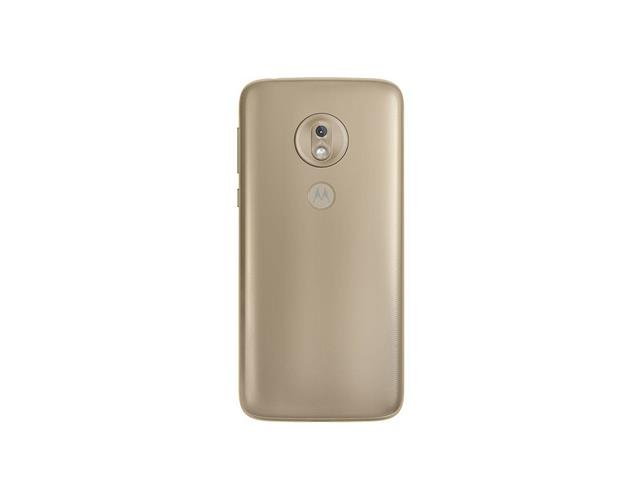 "Smartphone Motorola Moto G7 Play 32GB Dual Tela 5.7""Câm 13MP 4G Ouro - 4"
