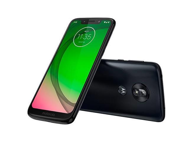 "Smartphone Motorola Moto G7 Play 32GB Dual Tela 5.7""Câm 13MP 4G Indigo - 3"