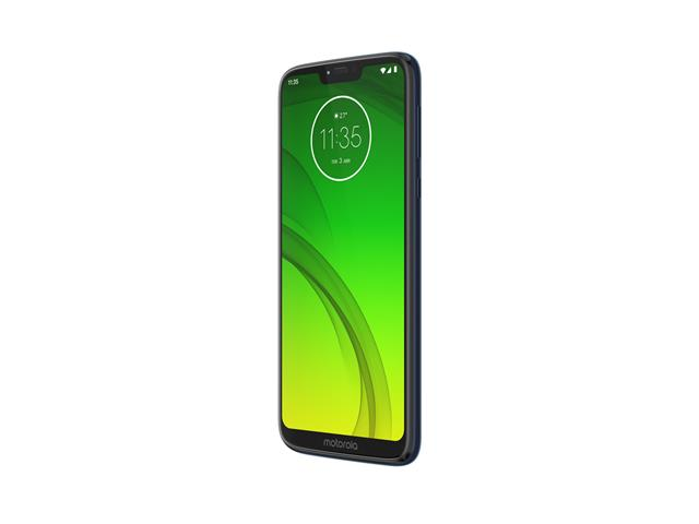 "Smartphone Motorola Moto G7 Power 32GB Duo Tela 6.2""Câm 12MP Azul Navy - 5"