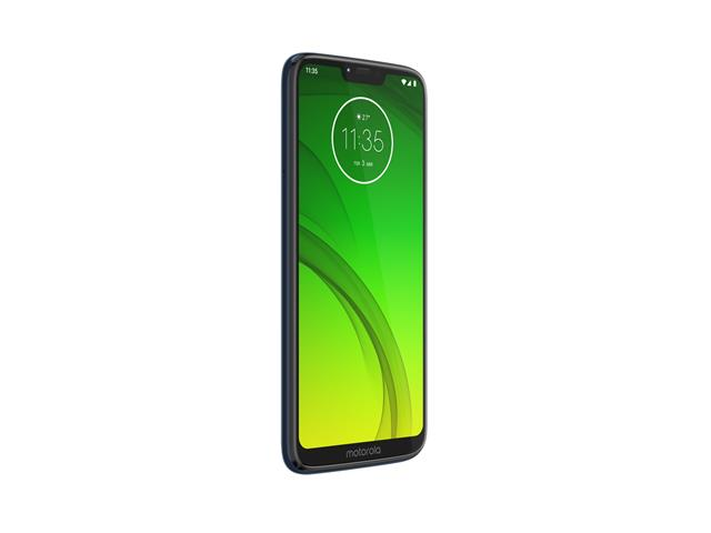 "Smartphone Motorola Moto G7 Power 32GB Duo Tela 6.2""Câm 12MP Azul Navy - 7"
