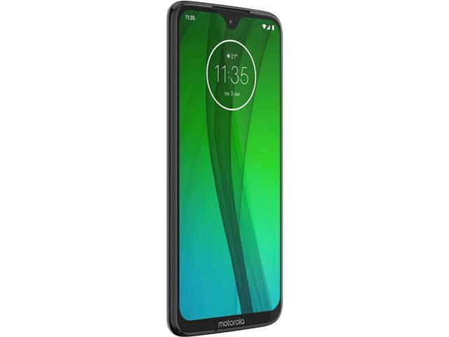 "Smartphone Motorola Moto G7 64GB 4GB Tela 6.2'"" Dual Câm 12 + 5MP Ônix - 4"