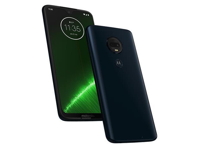 "Smartphone Motorola Moto G7 Plus 64GB Tela 6.3"" Câm 16 + 5MP 4G Indigo - 2"