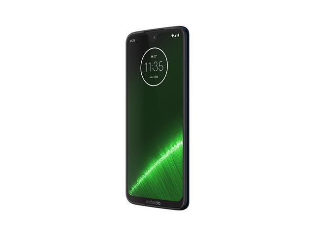 "Smartphone Motorola Moto G7 Plus 64GB Tela 6.3"" Câm 16 + 5MP 4G Indigo - 5"