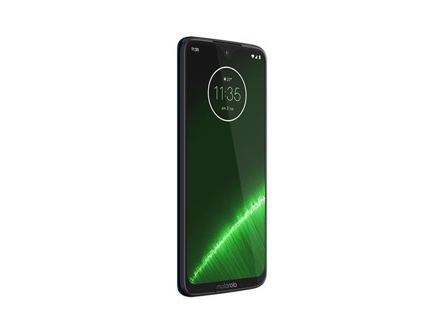 "Smartphone Motorola Moto G7 Plus 64GB Tela 6.3"" Câm 16 + 5MP 4G Indigo - 7"