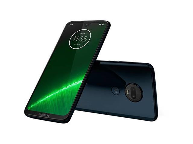 "Smartphone Motorola Moto G7 Plus 64GB Tela 6.3"" Câm 16 + 5MP 4G Indigo - 3"