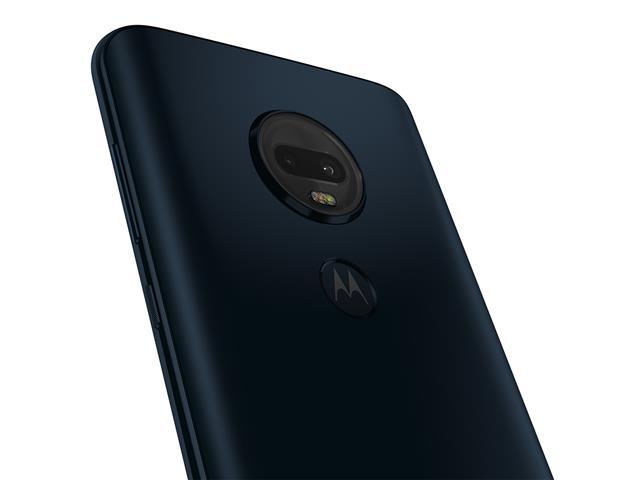 "Smartphone Motorola Moto G7 Plus 64GB Tela 6.3"" Câm 16 + 5MP 4G Indigo - 4"
