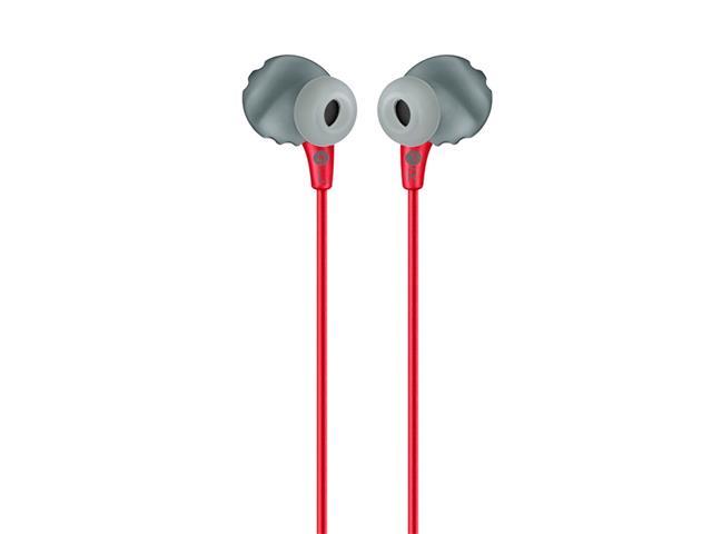 Fone de Ouvido JBL Intra-Auricular Vermelho - 1