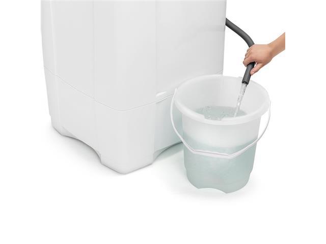 Lavadora Automática Mueller PopMatic Branca 8kg - 6