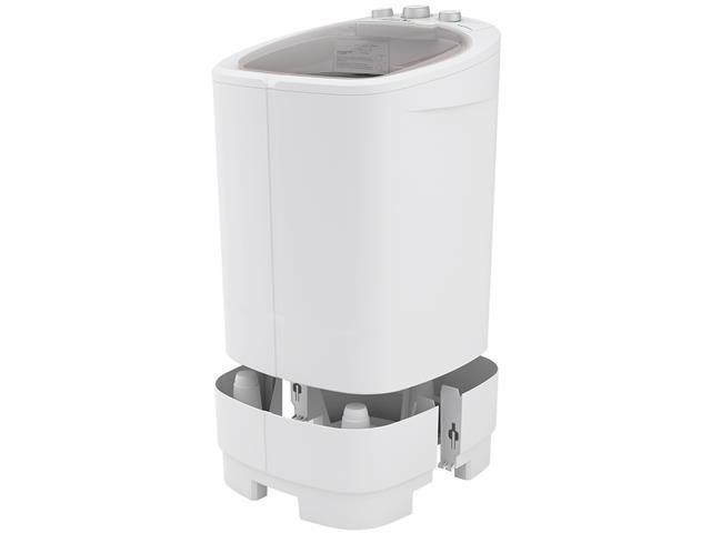 Lavadora Semiautomática Mueller Family com Aquatec Branca 10kg - 1