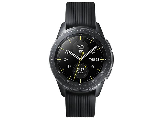 Smartwatch Samsung Galaxy Watch BT 42mm 4GB Preto
