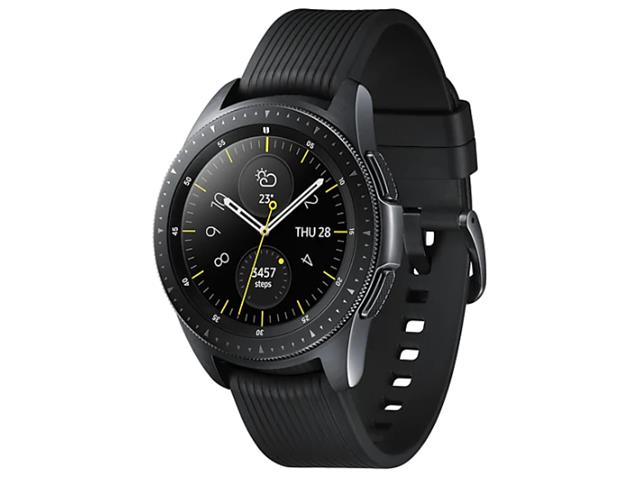 Smartwatch Samsung Galaxy Watch BT 42mm 4GB Preto - 2