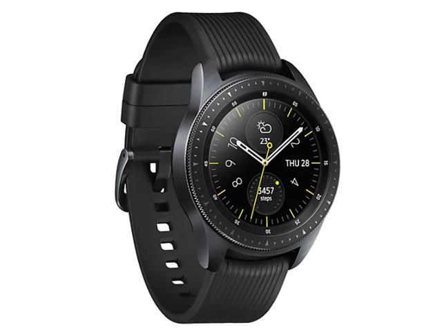 Smartwatch Samsung Galaxy Watch BT 42mm 4GB Preto - 1