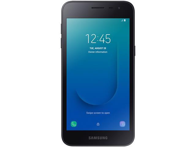 "Smartphone Samsung Galaxy  J2 Core 4G Dual Tela 5"" 16GB Câm 8MP Preto - 1"
