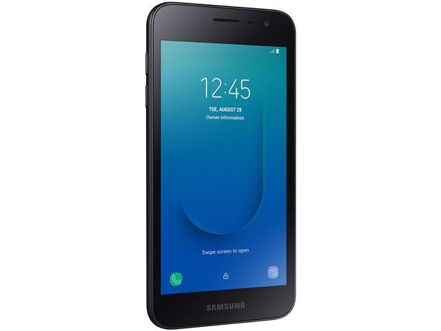 "Smartphone Samsung Galaxy  J2 Core 4G Dual Tela 5"" 16GB Câm 8MP Preto - 2"