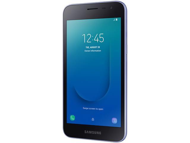 "Smartphone Samsung Galaxy  J2 Core 4G Dual Tela 5"" 16GB Câm 8MP Prata - 3"