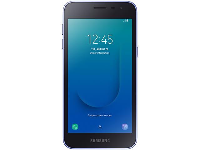 "Smartphone Samsung Galaxy  J2 Core 4G Dual Tela 5"" 16GB Câm 8MP Prata - 1"