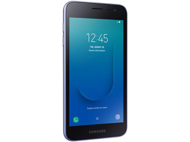 "Smartphone Samsung Galaxy  J2 Core 4G Dual Tela 5"" 16GB Câm 8MP Prata - 2"