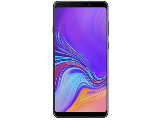 """Smartphone Samsung Galaxy A9 4G 128GB Quad Câmera 24MP Tela 6.3"""" Preto - 2"""