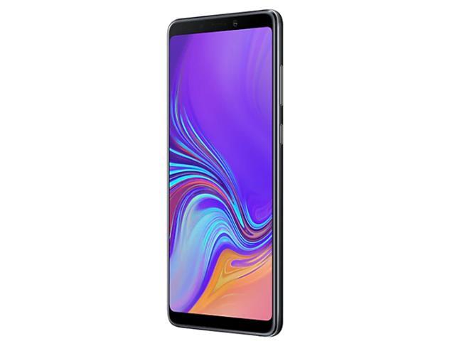 """Smartphone Samsung Galaxy A9 4G 128GB Quad Câmera 24MP Tela 6.3"""" Preto - 5"""