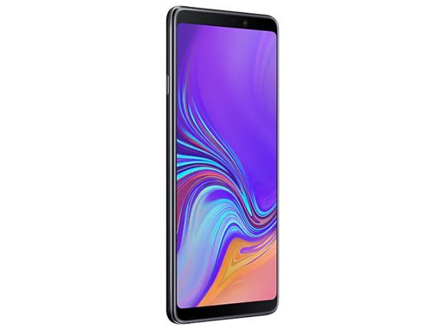 """Smartphone Samsung Galaxy A9 4G 128GB Quad Câmera 24MP Tela 6.3"""" Preto - 4"""